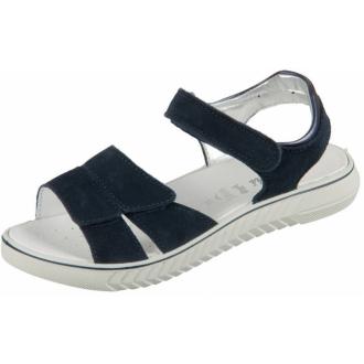 Lurchi FIORI BLUE 33-18721-22 dívčí sandále