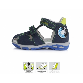 Dětské sandály DDStep AC290-395