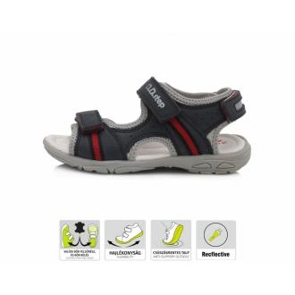 Dětské sandály DDStpe AC290-525BXL