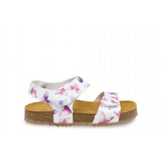 Dívčí BIO pantofle 305218