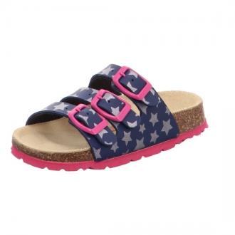 Dětské pantofle Superfit 0-800113-8400