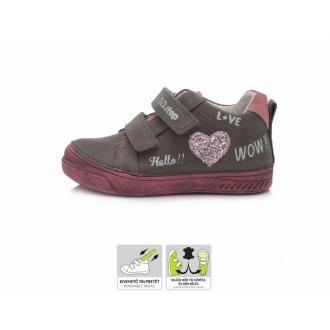 Dětské celoroční boty DDStep 040-719B