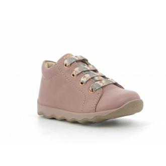 Primigi 6355655 boty pro děti na zavazování