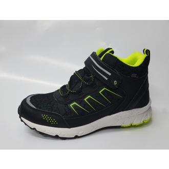Dětské celoroční zateplené membránové boty Obutex Nolby LFJ22003