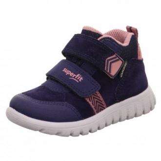 Dětské celoroční goretexové boty Superfit 1-009199-8010