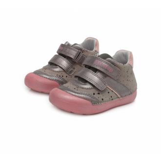 Dětské celoroční boty DDStep 066-809A