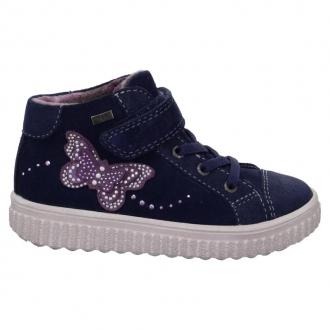 Dětské celoroční membránové boty Lurchi YASMIN-TEX 33-37013-25