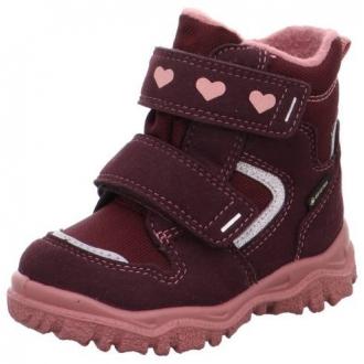 Dětské goretexové zimní boty Superfit 1-000045-5000