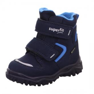 Dětské goretexové zimní boty Superfit 1-000047-8000