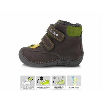 Dětské zimní barefoot boty DDStep 018-814A
