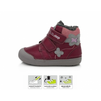 Dětské zimní  boty DDStep 066-155B