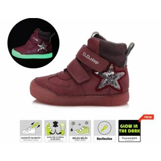 Dětské zimní boty DDStep 068-642