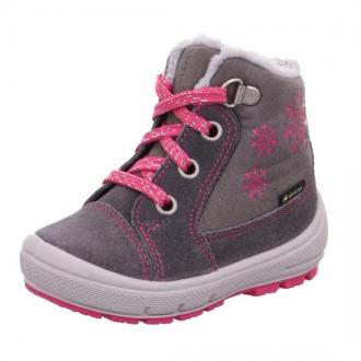 Dětské zimní goretexové boty Superfit 1-009307-2000