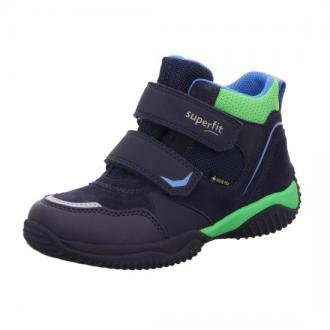 Dětské celoroční nepromokavé boty Superfit 1-009385-8000