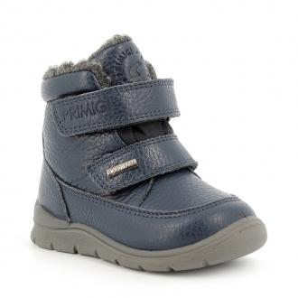 Primigi 6358200 Dětské kožené zimní boty