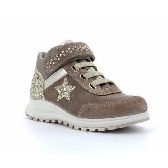 Primigi 6379900 dívčí kotníkové goretexové celoroční boty
