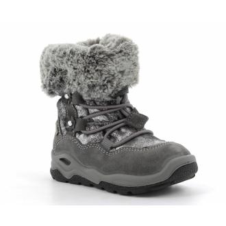Primigi 6362611 dívčí kozačky do sněhu