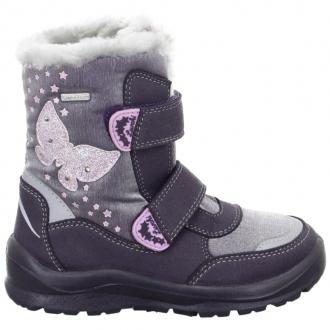 Dívčí blikací zimní boty Lurchi 33-31045-39