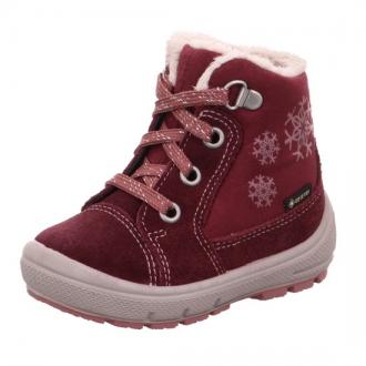 Dětské zimní boty Superfit 1-009307-5000