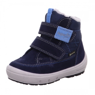 Dětské zimní goretexové boty Superfit 1-009314-8000