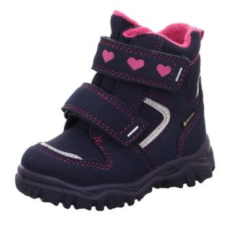 Dětské goretexové zimní boty Superfit 1-000045-8000