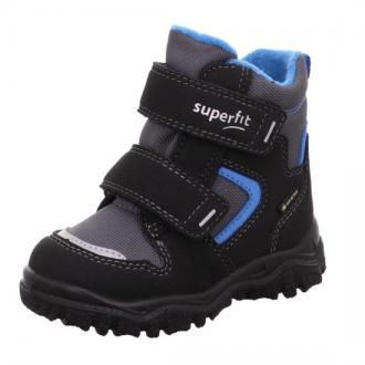 Dětské goretexové zimní boty Superfit 1-000047-0000