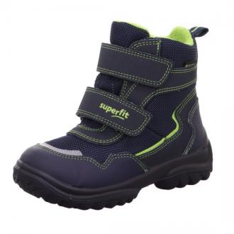 Dětské  zimní boty WMS V Superfit 1-000024-8000