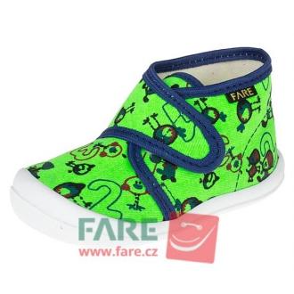 Dětské papuče Fare 4012409