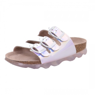 Dívčí pantofle Superfit 1-000120-1010