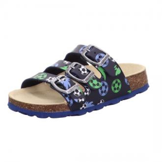 Dětské pantofle Superfit 1-800113-8020