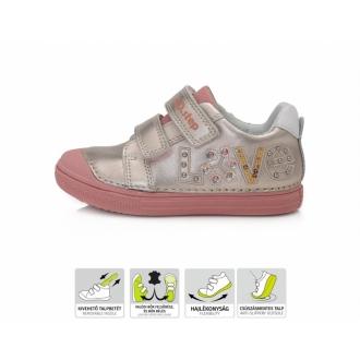 Dětské celoroční boty DDStep 049-995M