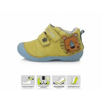 Dětské celoroční boty DDStep 015-459B