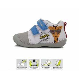 Dětské celoroční boty DDStep 015-798B