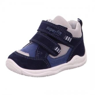 WMS V širší dětské boty Superfit 1-009417-8000