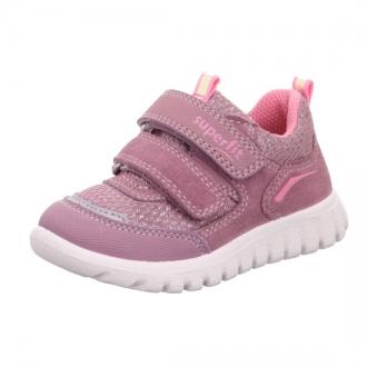 Dívčí celořoční obuv Superfit 1-006194-8500