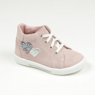 Dětské kožené boty Richter 2500 1111 1220