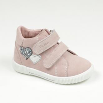 Dětské kožené boty Richter 2501 1111 1220