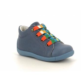 Kožené celoroční boty Primigi 7369122 dětské boty