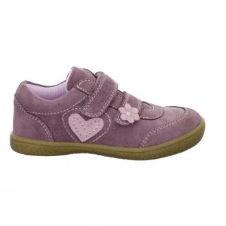 Kožené celoroční dívčí boty 33-15293-23 TURA