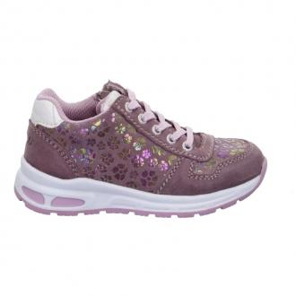 Dívčí celoroční boty na tkaničku 33-22217-23 VERA