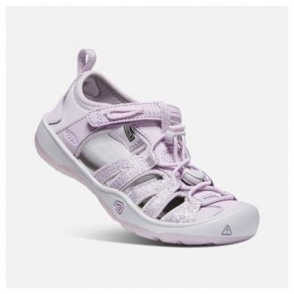 Dětské sandály Keen Moxie Sandál Lavender Fog/Metallic