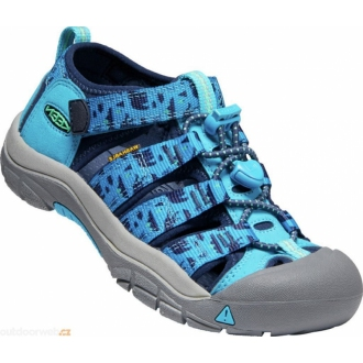 Dětské sandály Keen Newport Blue/Katydid