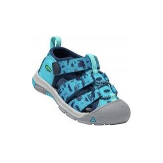 Dětské sandály Keen Newport Vivid Blue/Katydid