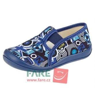 Dětské papuče Fare 4111404