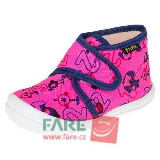 Dětské papuče Fare 4012447