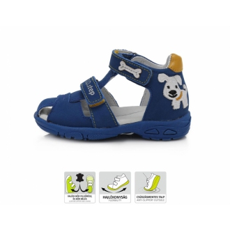 Dětské sandály DDStep AC290-612AM