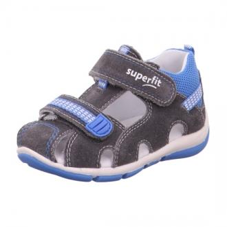 Dětské sandályy Superfit 1-600140-2500