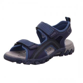 Dětské sandály Superfit 0-600451-8000