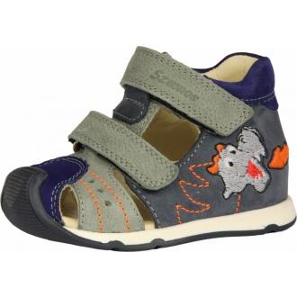 Dětské sandály Szamos 4305-204132