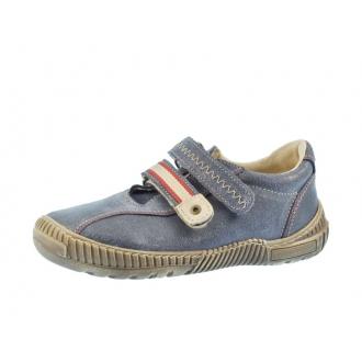 Dětské celoroční boty Pegres 1301 modrá